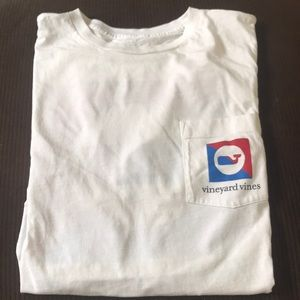 Men's vineyard vines t-shirt M